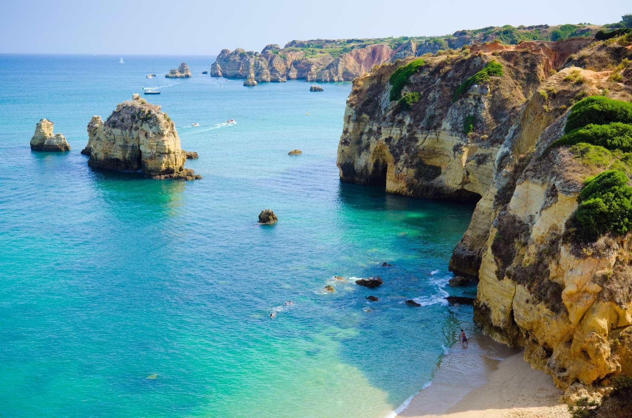 Praias portuguesas destacadas em site internacional de viagens