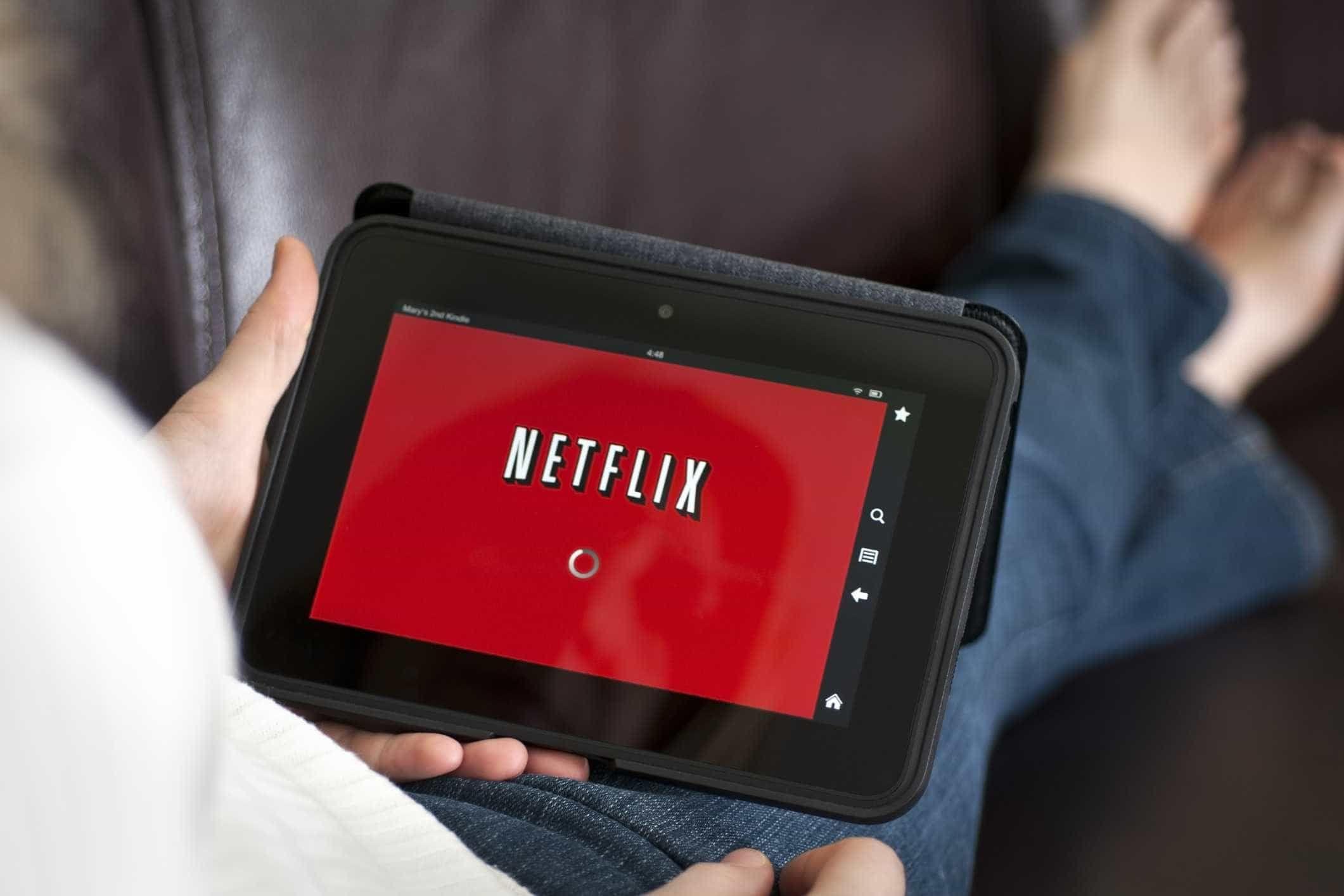 Netflix testa subscrição que custará metade do preço