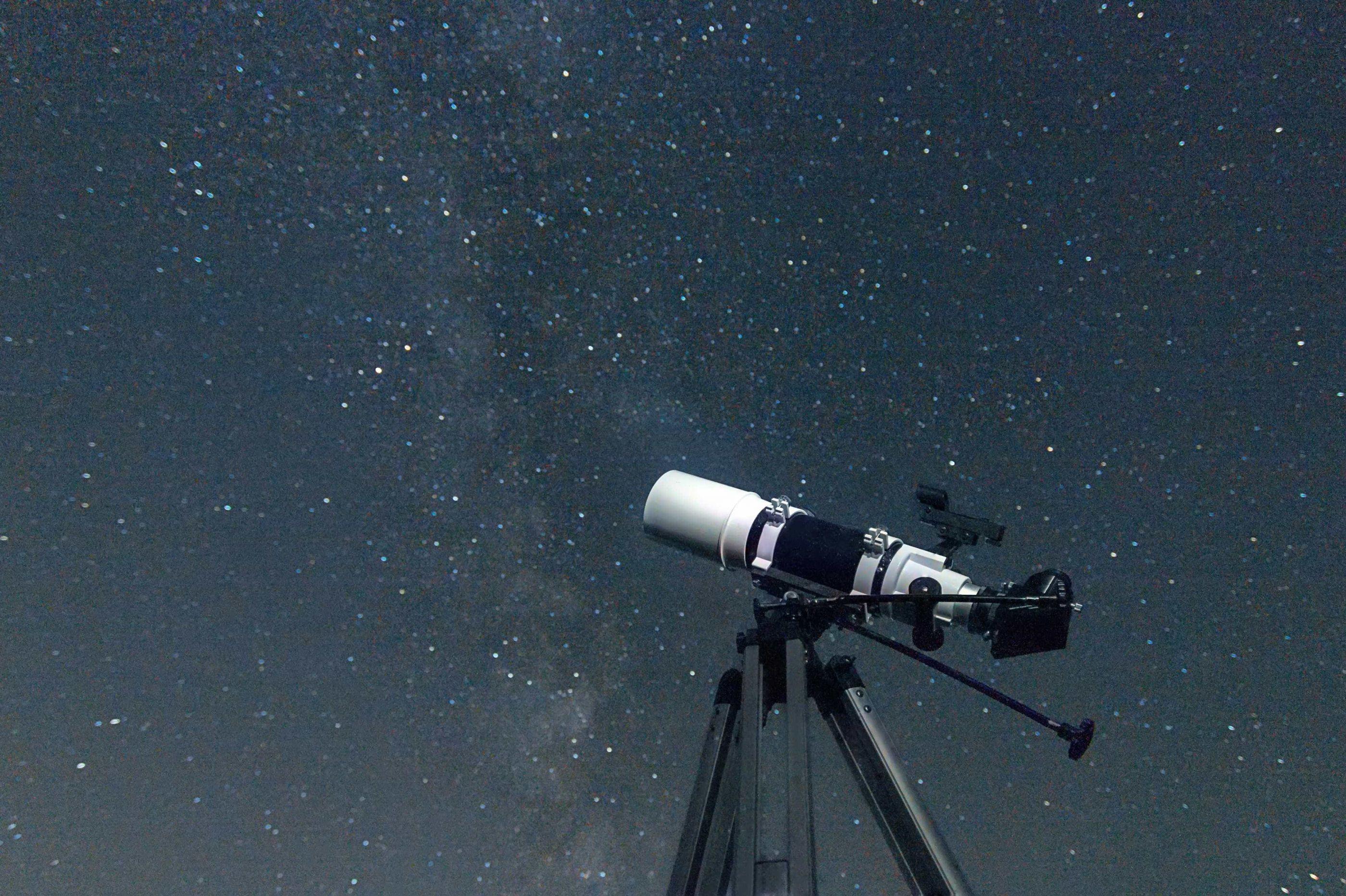 Descobertas mais duas estrelas. Uma pode gerar uma das maiores explosões
