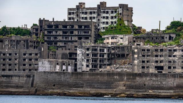 Será este o local mais assustador do Japão?