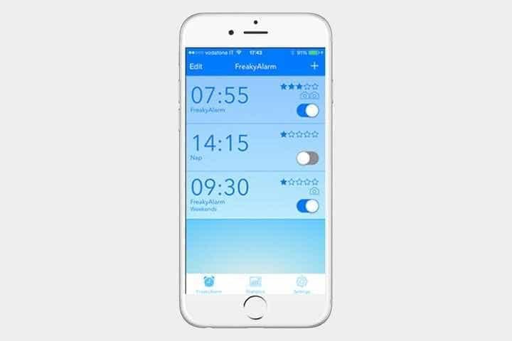 Acabaram-se as desculpas. As 5 melhores apps para o acordar de manhã
