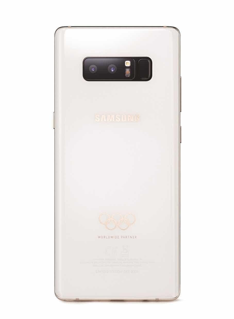 Esta é (provavelmente) a edição mais bonita do Galaxy Note 8