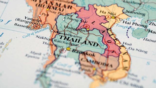 Pelo menos seis mortos em acidente com autocarro turística na Tailândia