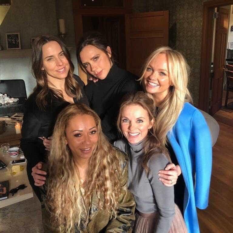 Melanie Brown ofendeu Victoria Beckham após reunião de Spice Girls