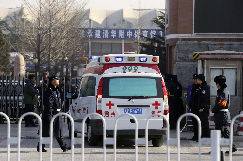 Pelo menos seis mortos em atropelamento na China. Condutor abatido