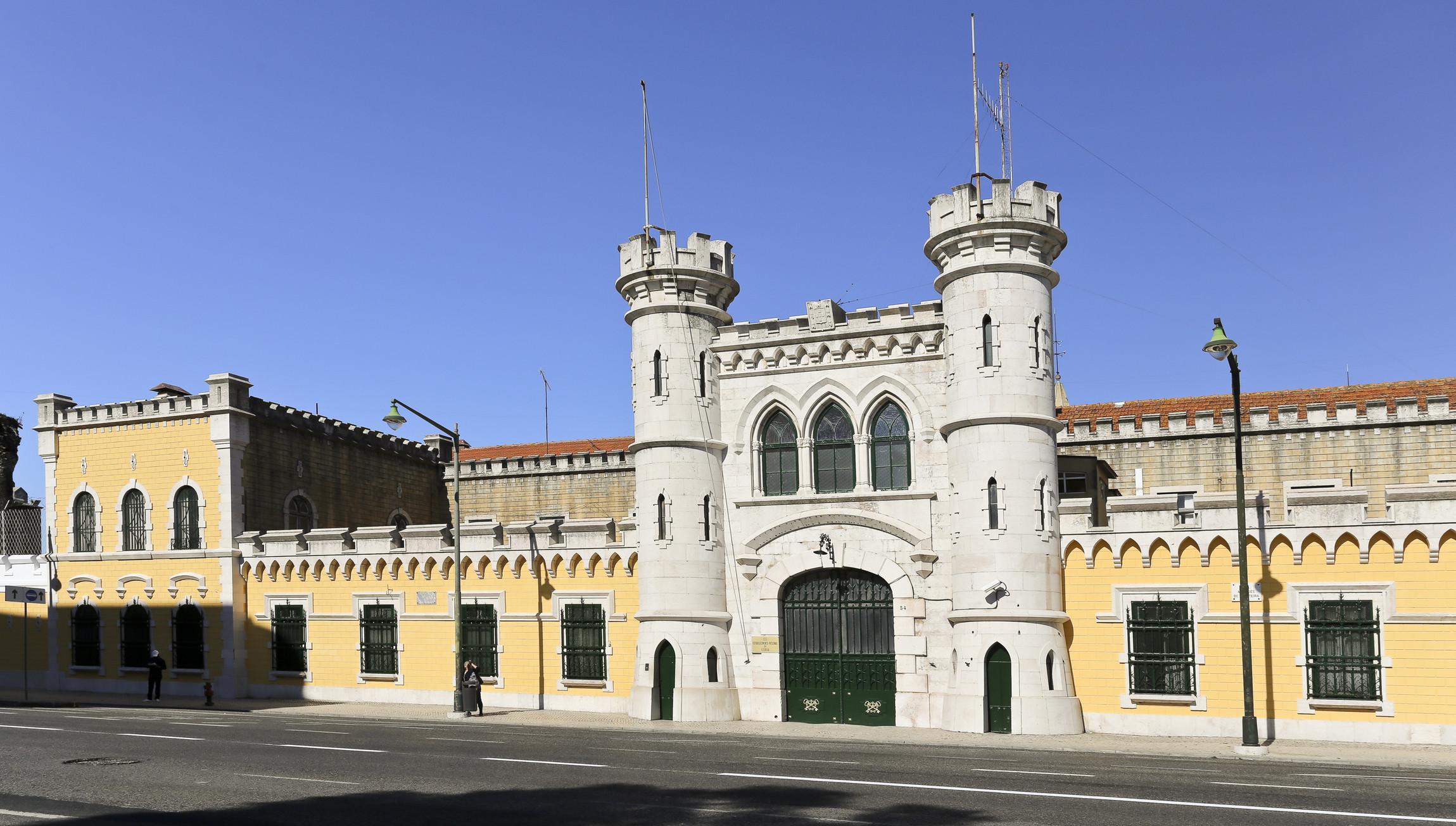 """""""Motim"""" no Estabelecimento prisional de Lisboa resolvido"""