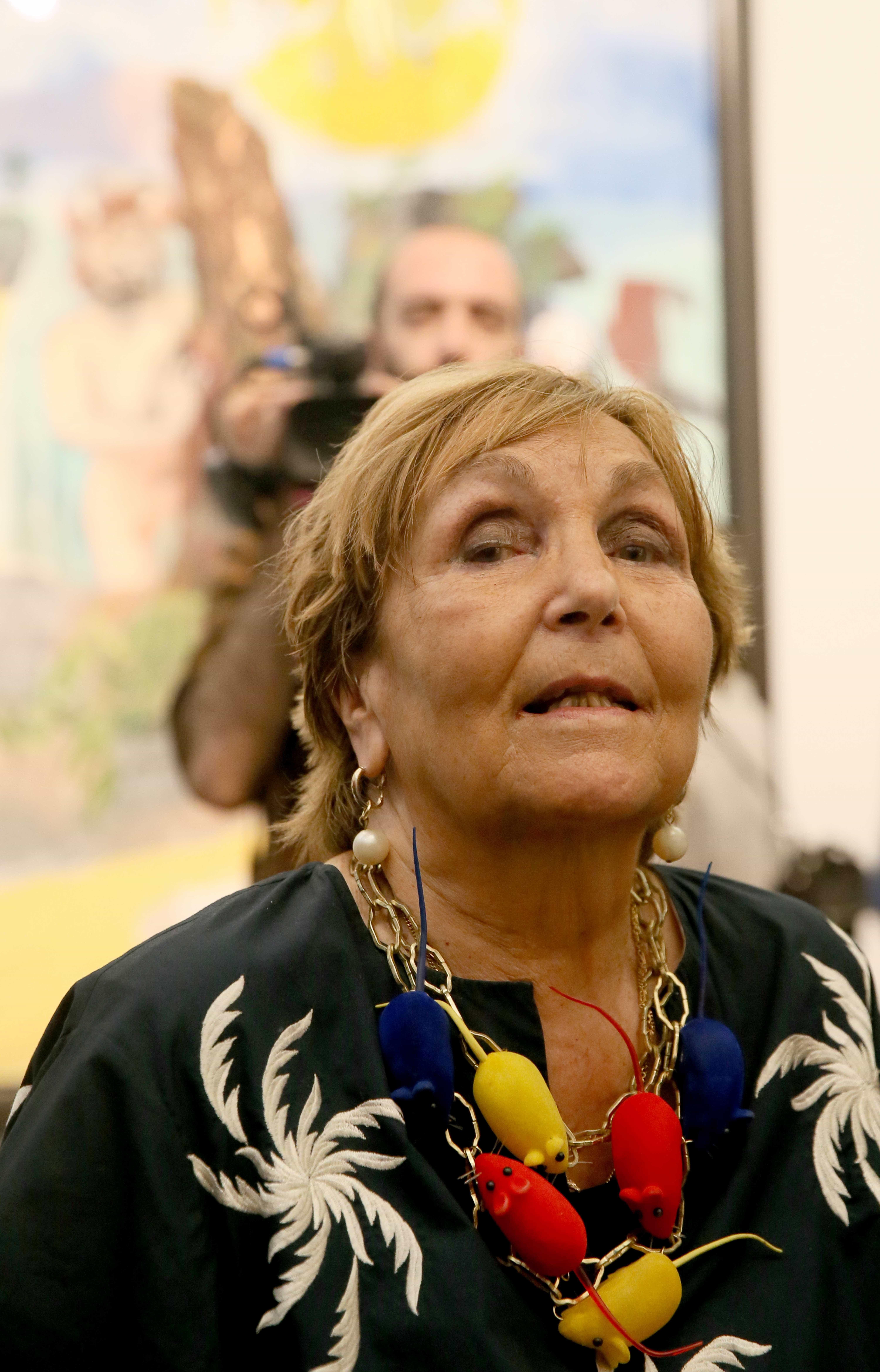 Exposição de rascunhos mostra importância do desenho para Paula Rego