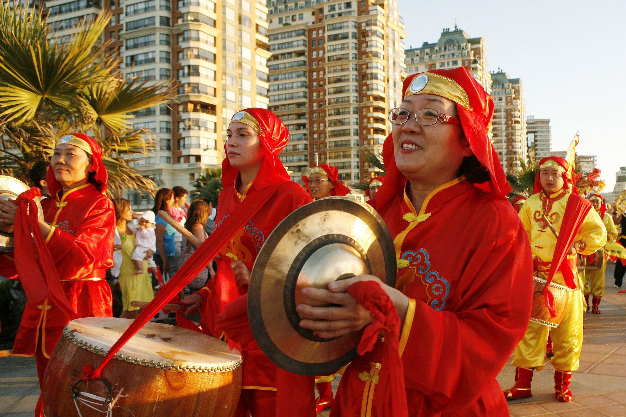 Ano Novo chinês: Chegou a vez do porco