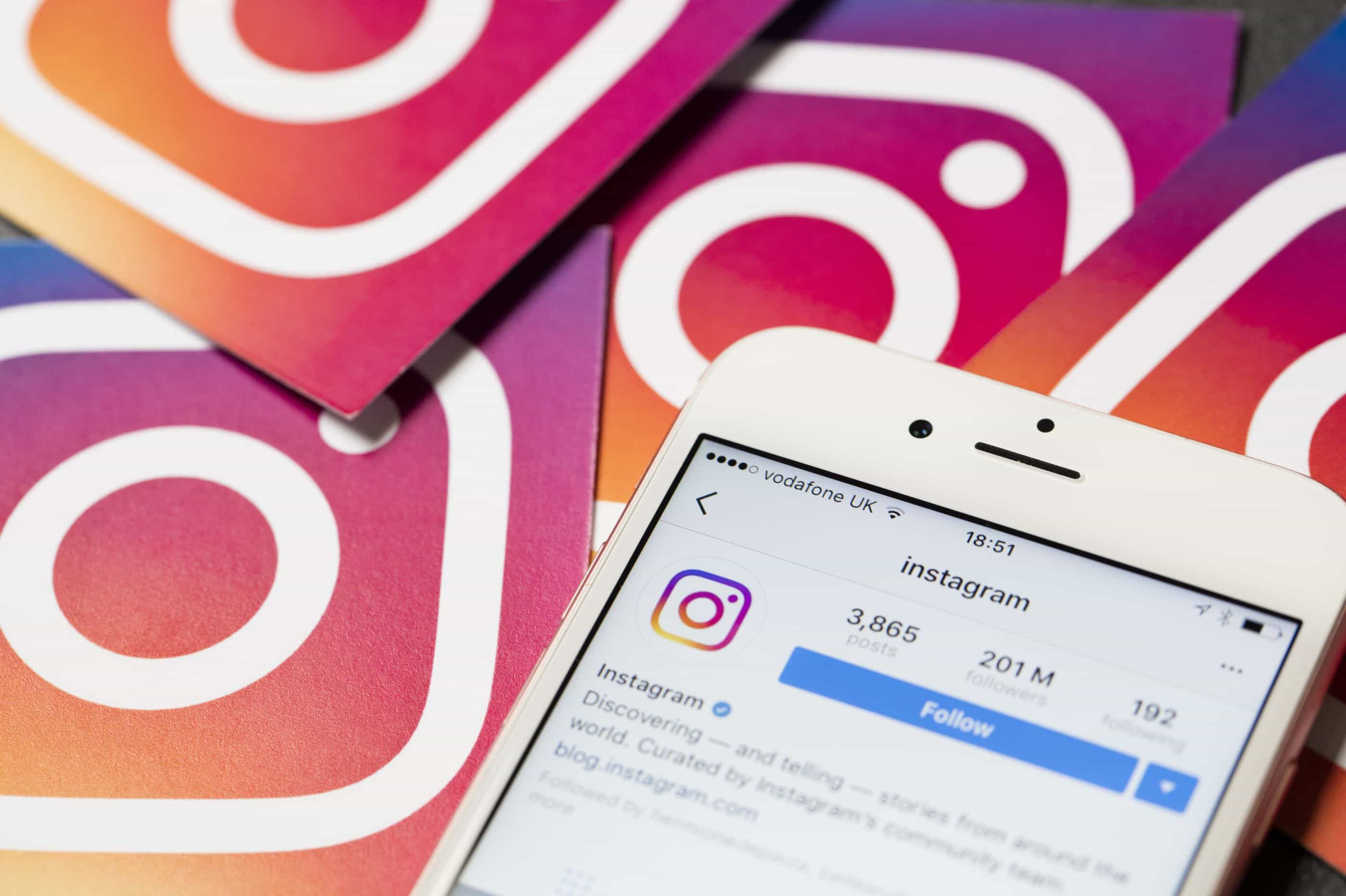 Instagram: Quem são os famosos e as marcas com mais seguidores?