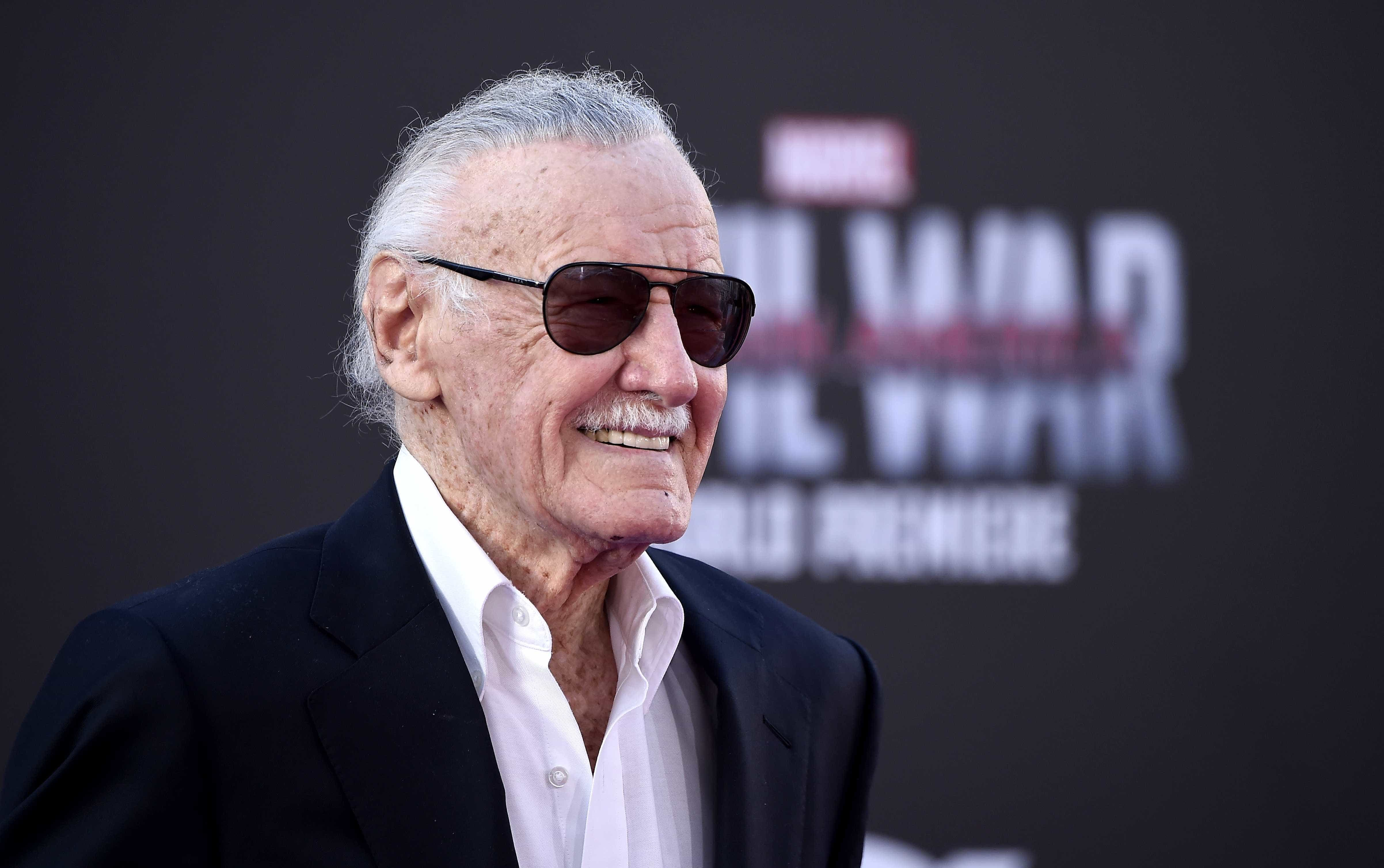 Há uma nova forma de pesquisar na Netflix, em honra de Stan Lee
