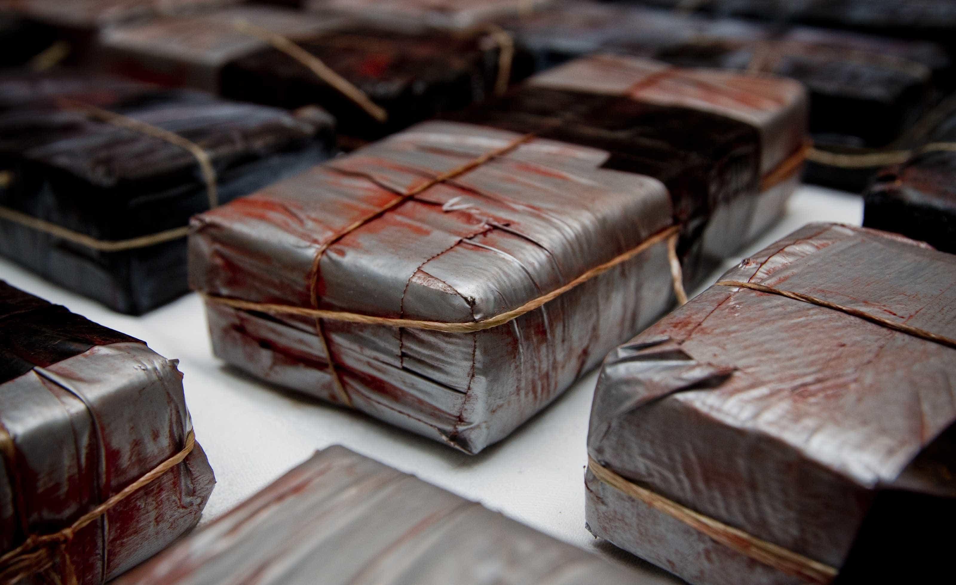 Leixões: Quase meia tonelada de cocaína encontrada em contentor de fruta