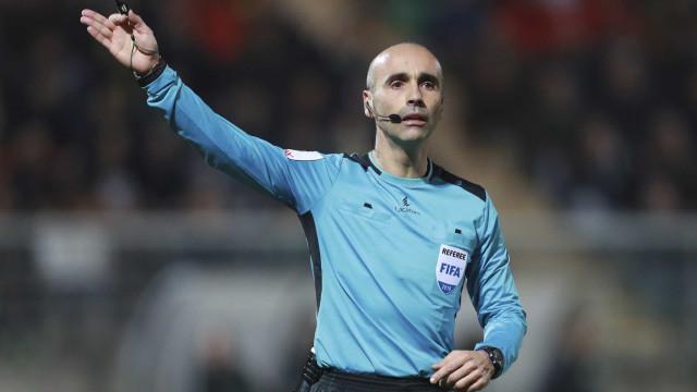 Já há árbitros nomeados para os duelos de FC Porto e Sporting