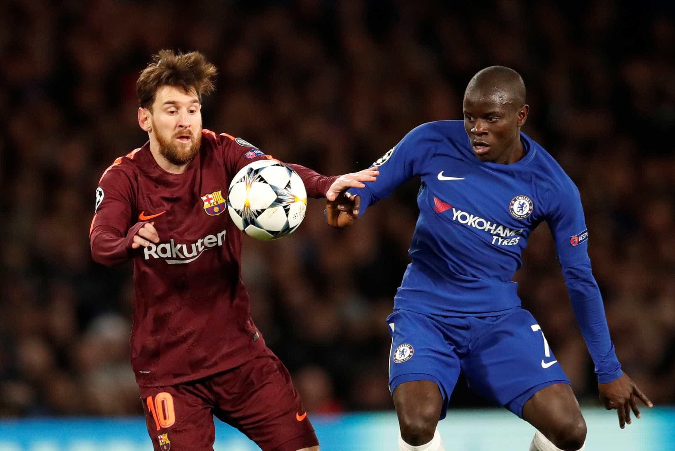 """Chelsea tentou fugir ao fisco, mas Kanté só quis... """"um salário normal"""""""