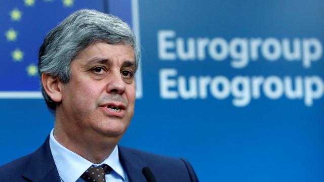 """Centeno antevê """"debate importantíssimo para a construção europeia"""""""