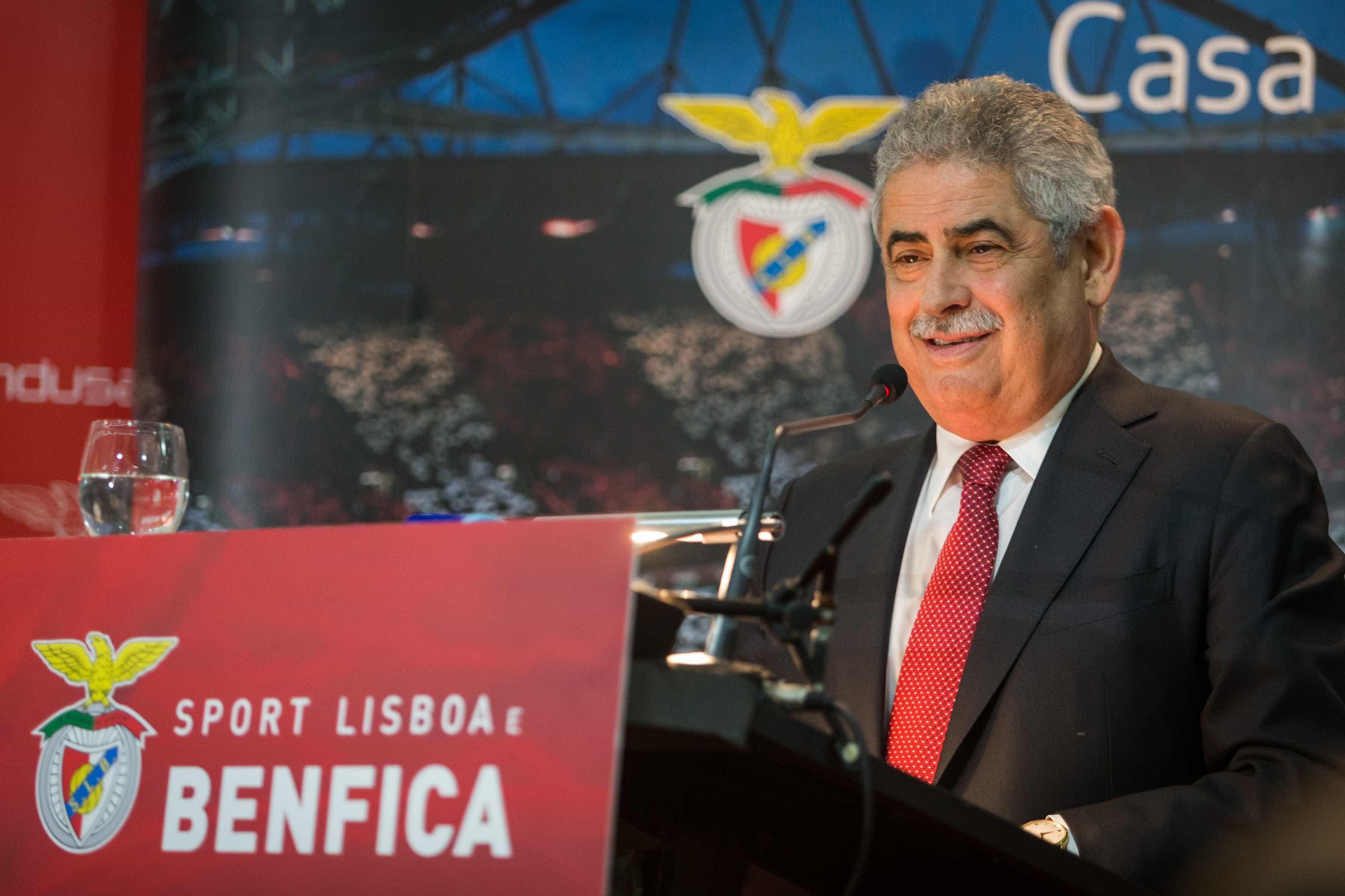 Luís Filipe Vieira explica plano que levou o Benfica à saúde financeira