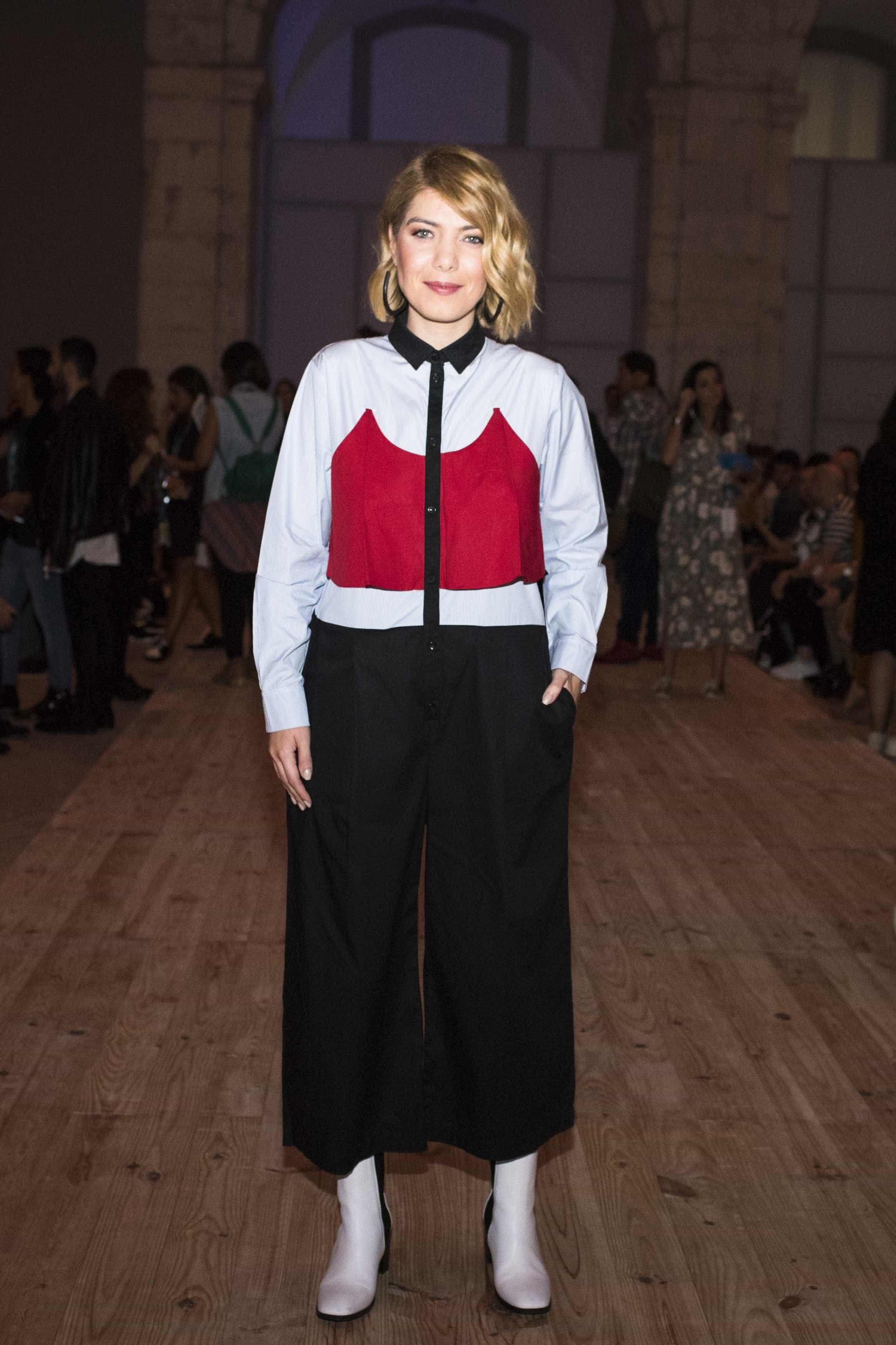 """""""Gosto da forma como as roupas conseguem mudar as pessoas"""""""