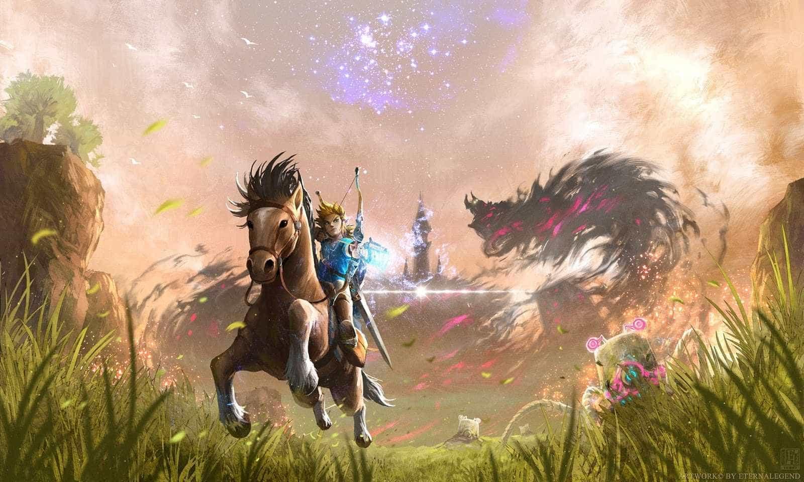 Nintendo já está a produzir um novo 'The Legend of Zelda'