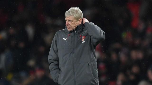 Wenger exige demissão de Antero Henrique para aceitar PSG
