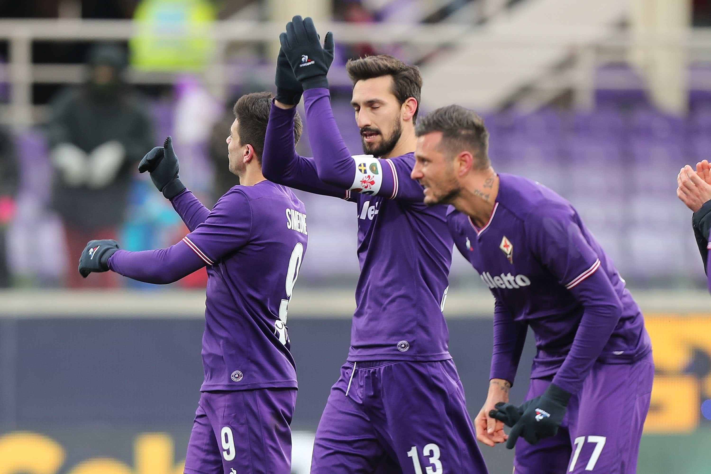 Fiorentina vai assinar contrato vitalício com Davide Astori