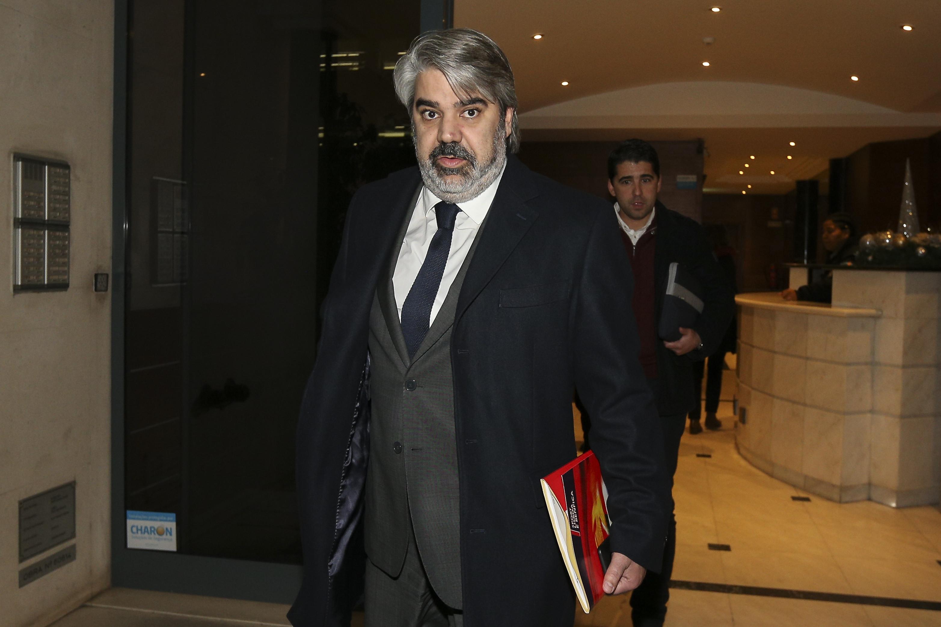 MP reitera que Paulo Gonçalves agiu com conhecimento do Benfica