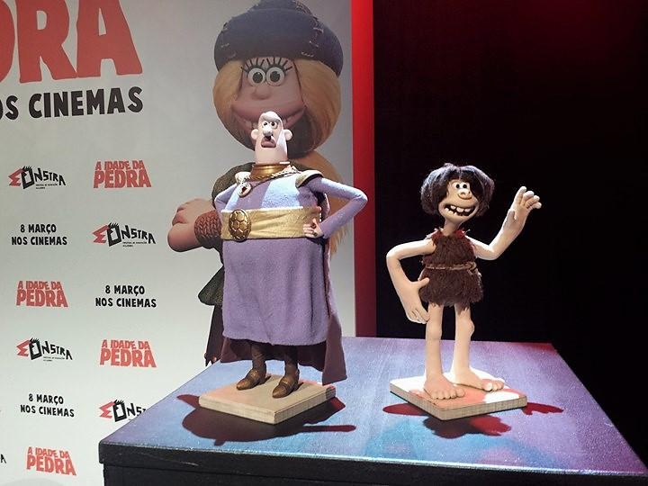 Lisboa acolhe exposição sobre estúdios de animação Aardman