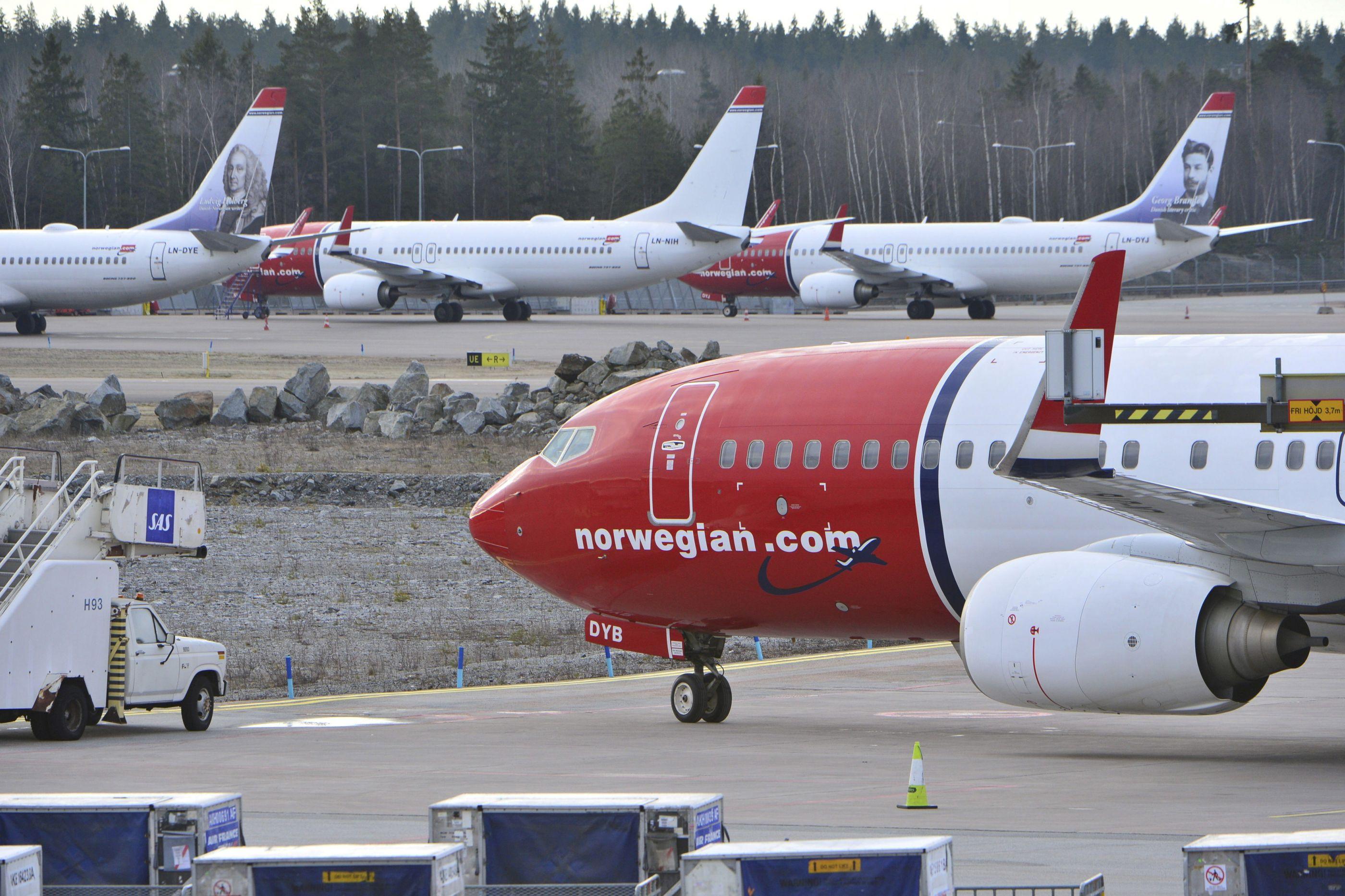 Subsidiária da Norwegian começa a operar voos ligando Inglaterra e Brasil