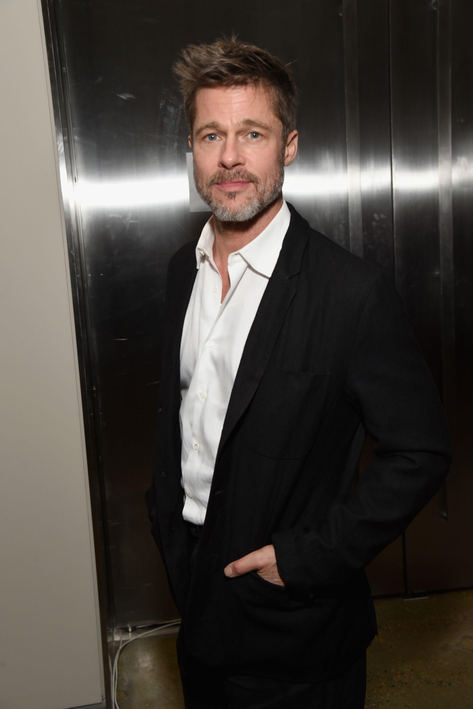 Filhos mais velhos recusaram-se a passar o Natal com Brad Pitt