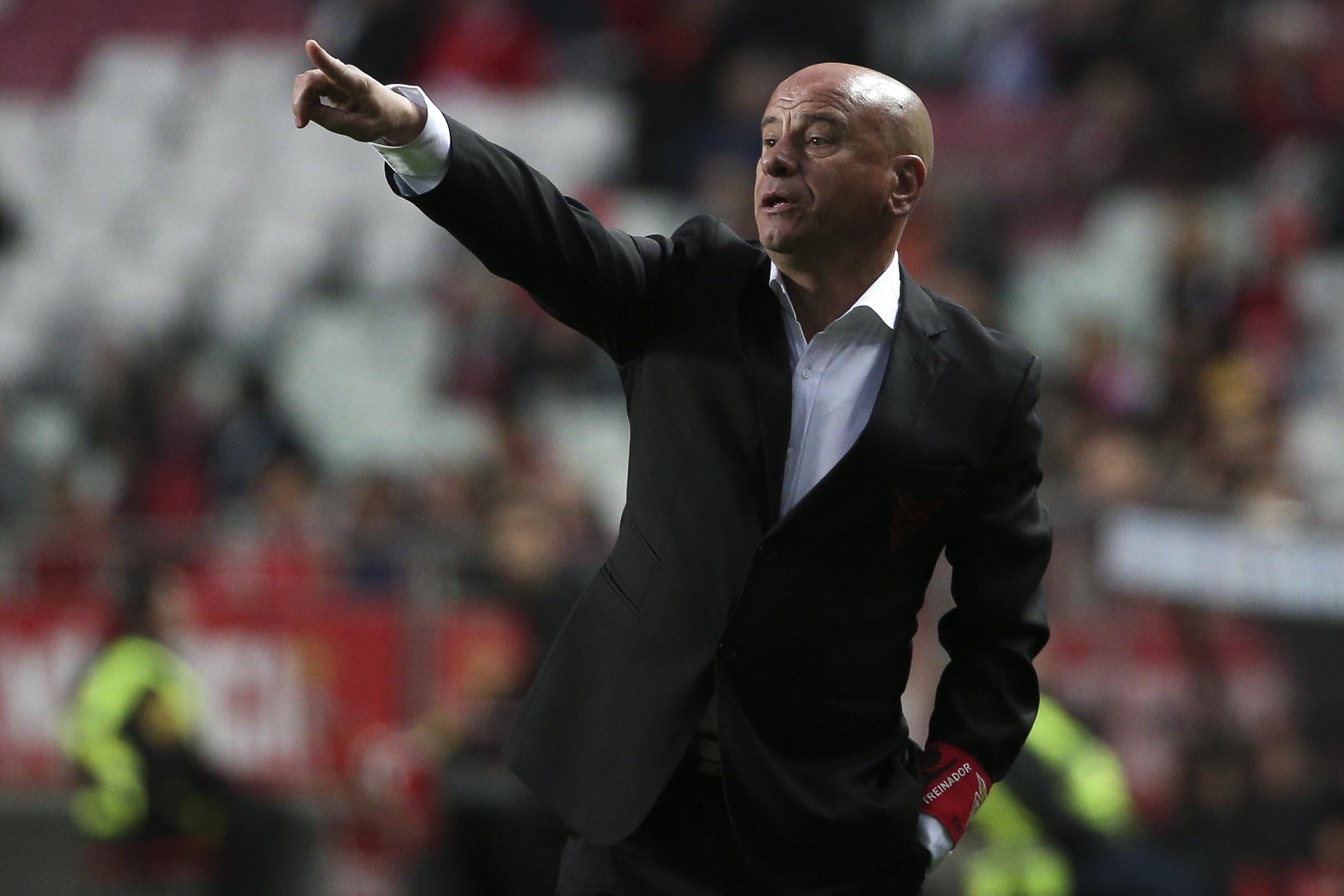 Oficial: José Mota de saída do Desportivo das Aves