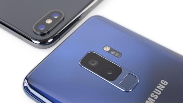 Há mais imagens dos novos topos de gama da Samsung