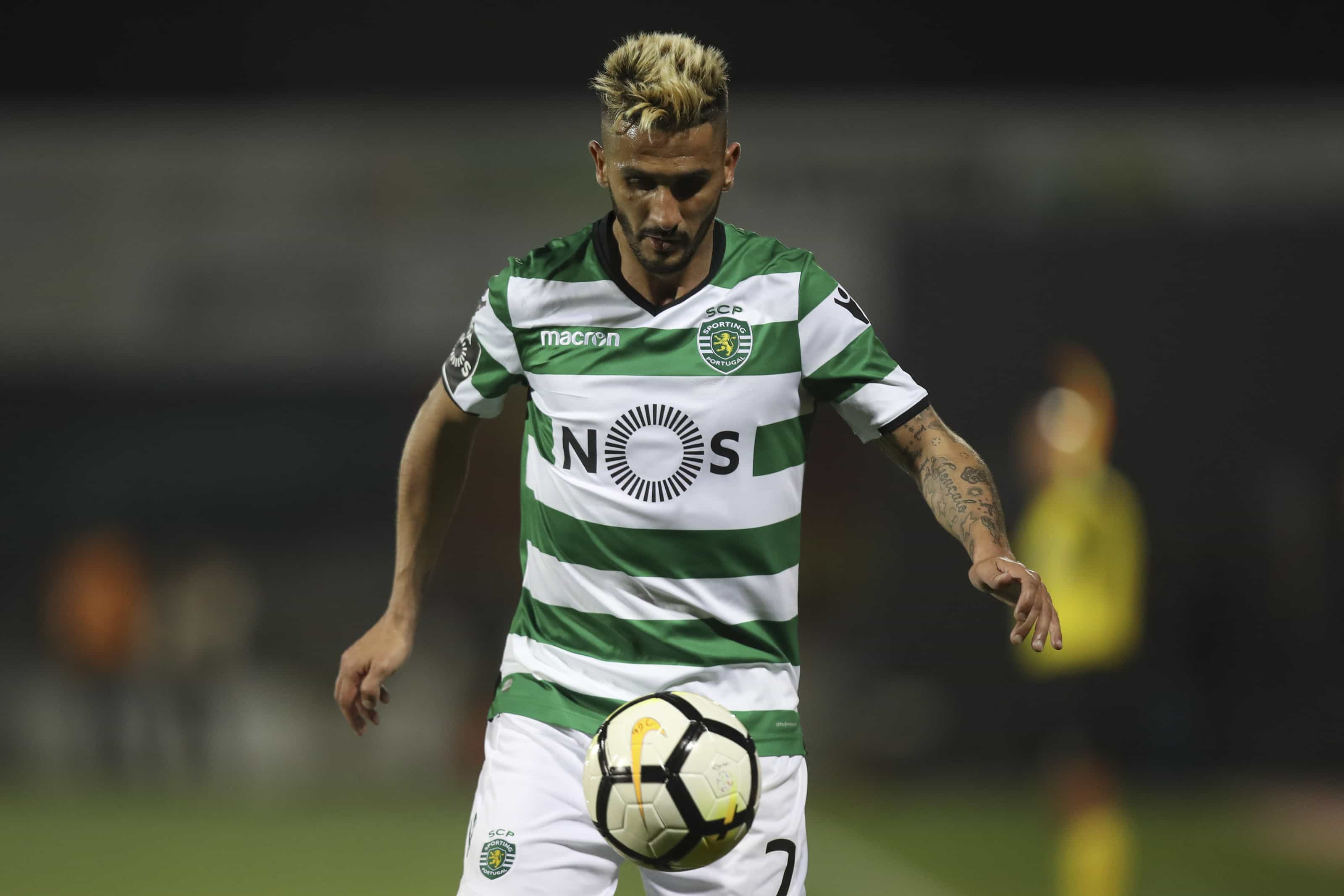 Sporting vai avançar com queixa na FIFA contra Rúben Ribeiro