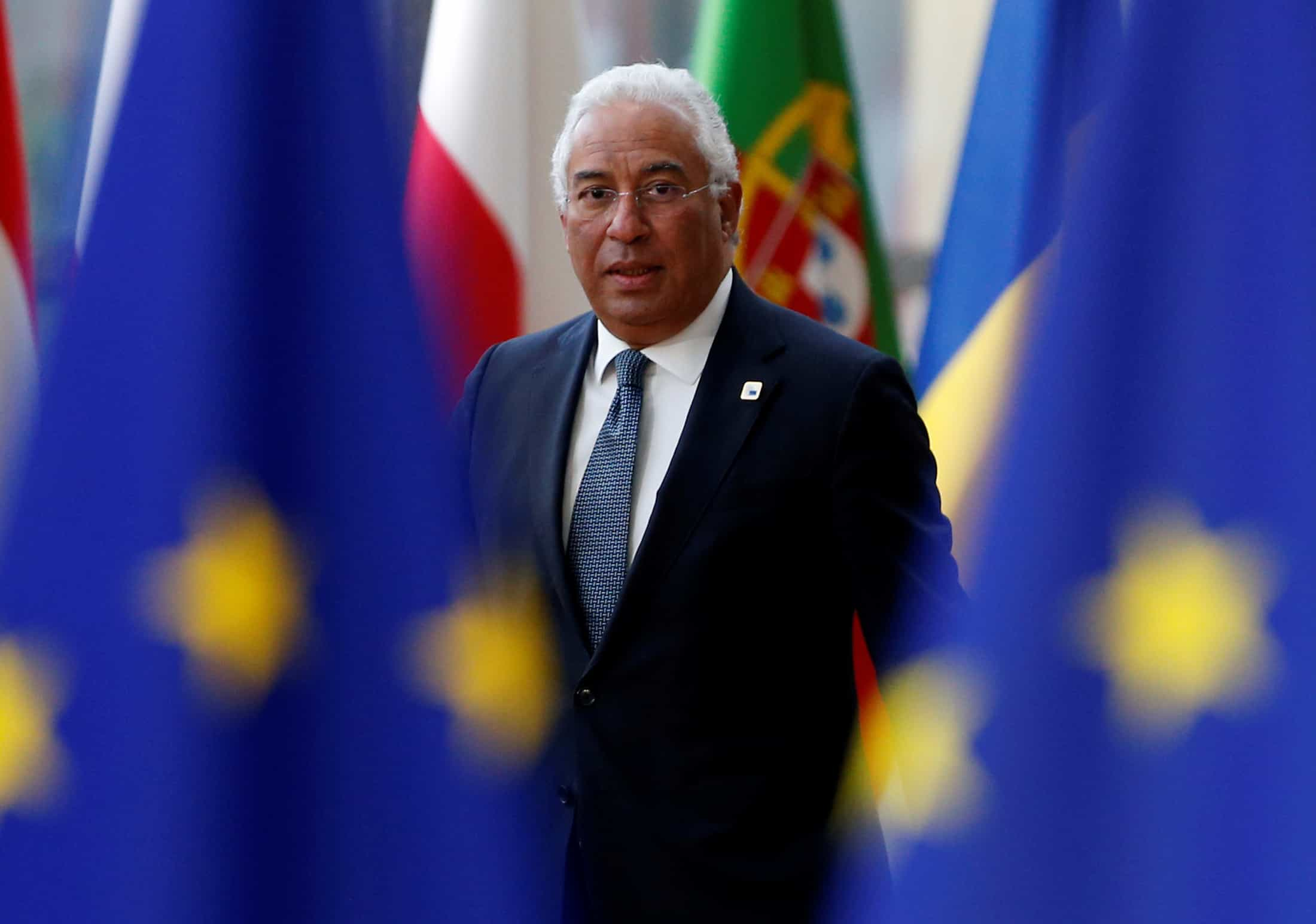 """""""Europa está sob forte ataque e temos de nos mobilizar para a defender"""""""