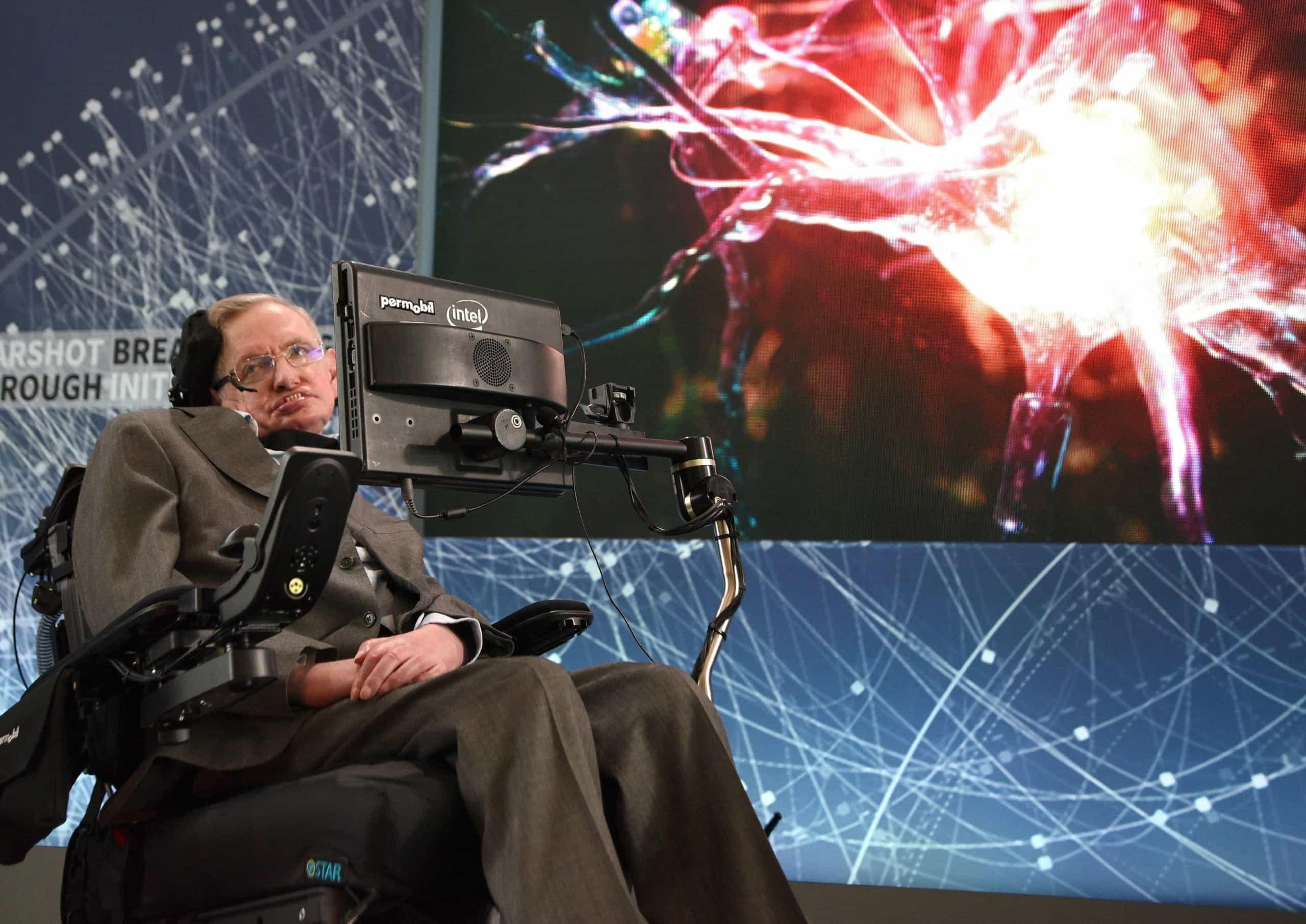 Última investigação de Stephen Hawking foi publicada