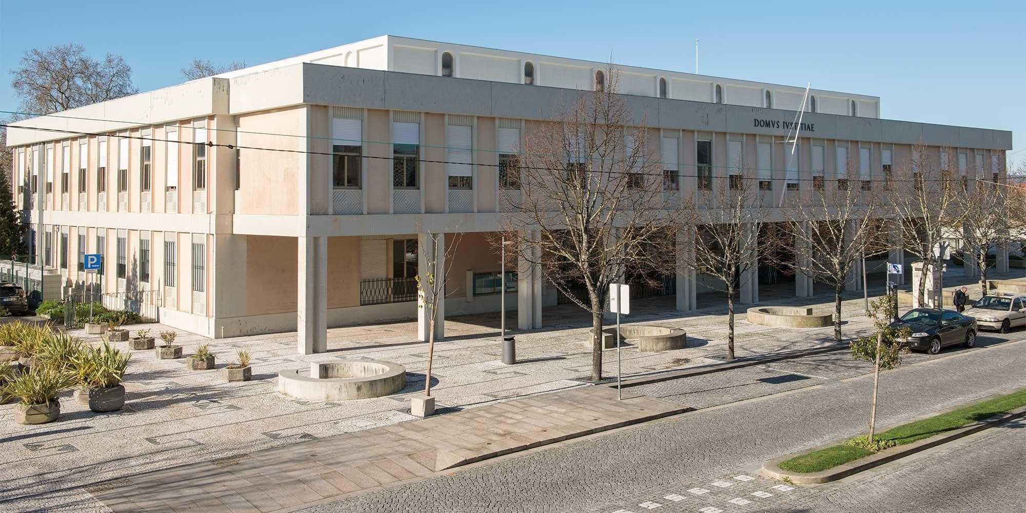 Tribunal de Penafiel evacuado devido a ameaça de bomba
