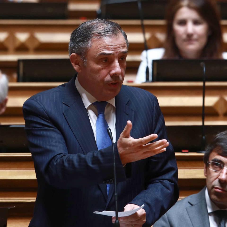 Parlamento confirma: 'Password' de Silvano foi usada por outra pessoa