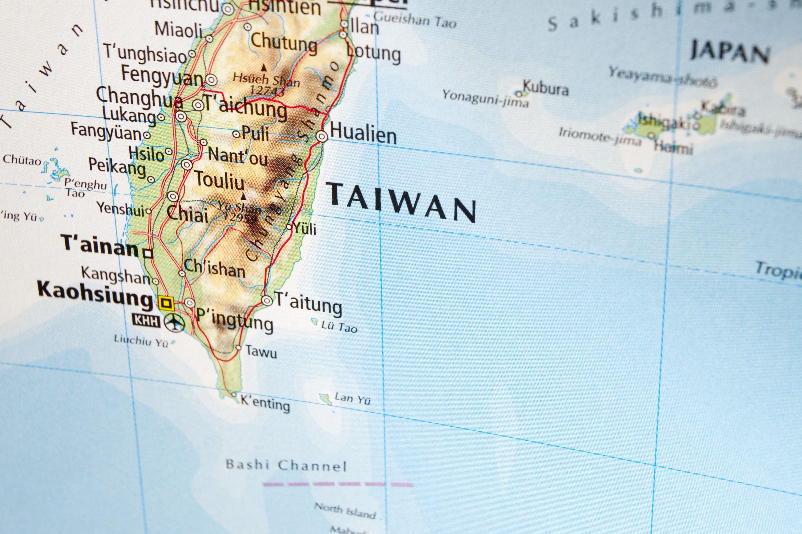 """Taiwan diz que laços com Washington estão """"mais fortes do que nunca"""""""
