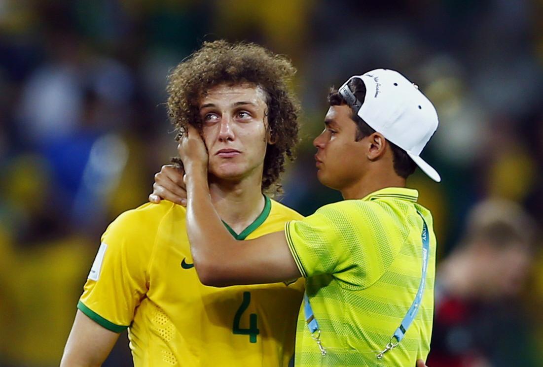 Thiago Silva já tem a nacionalidade francesa
