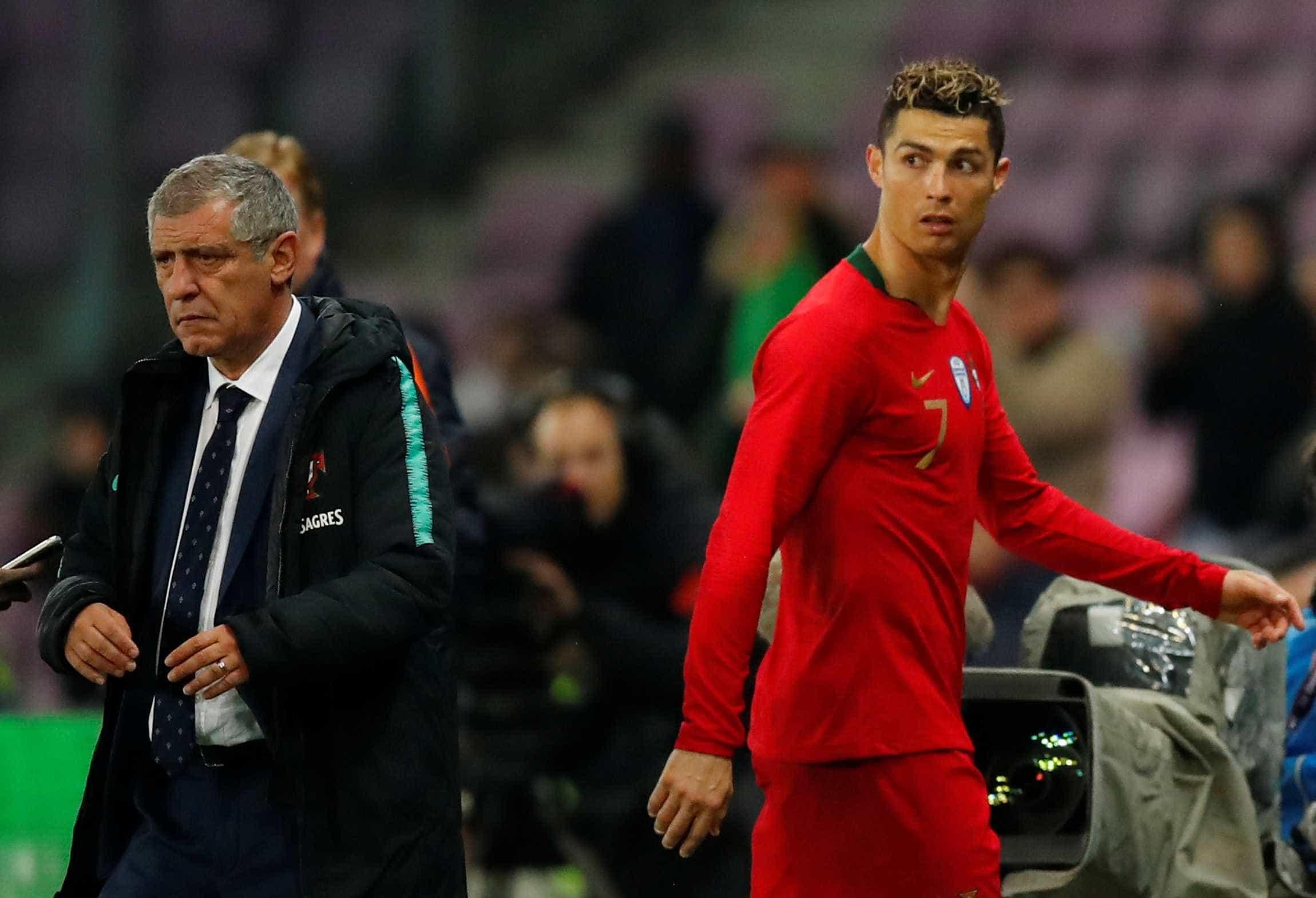 """""""Não acredito que Cristiano Ronaldo cometesse um crime desse tipo"""""""