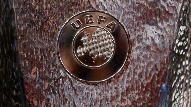 Ranking UEFA: Já não se via uma semana assim há quatro anos
