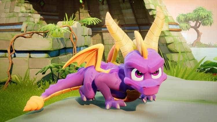 Switch poderá receber coletânea de 'Spyro'