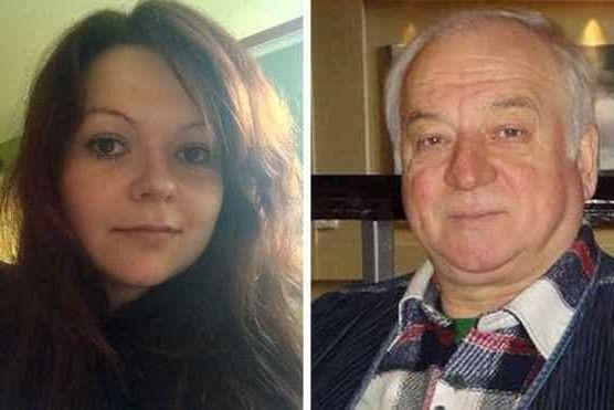"""Sergei e Yulia Skripal """"mantidos num laboratório contra a sua vontade"""""""
