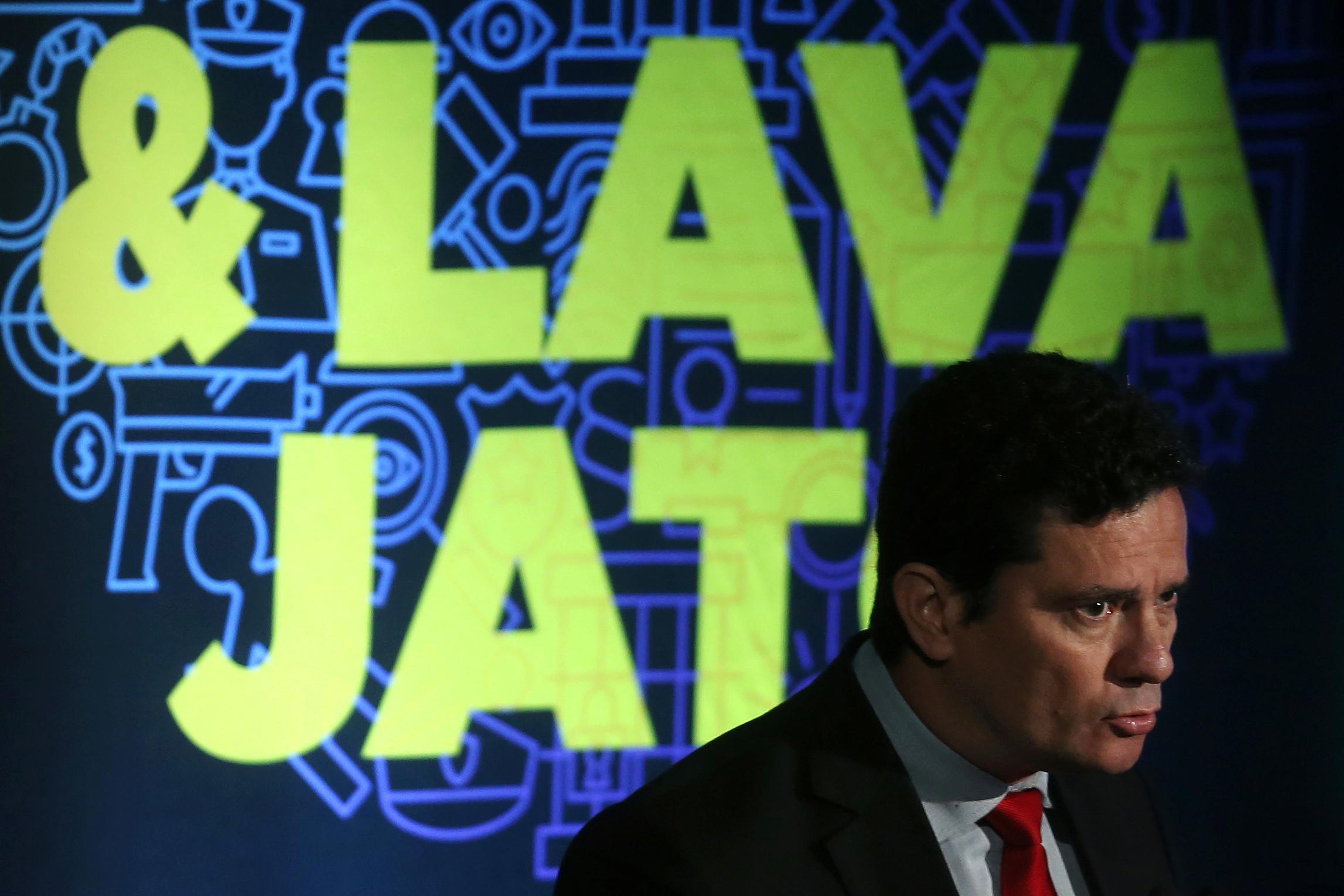 Bolsonaro quer Sérgio Moro no Governo e juiz não descarta hipótese
