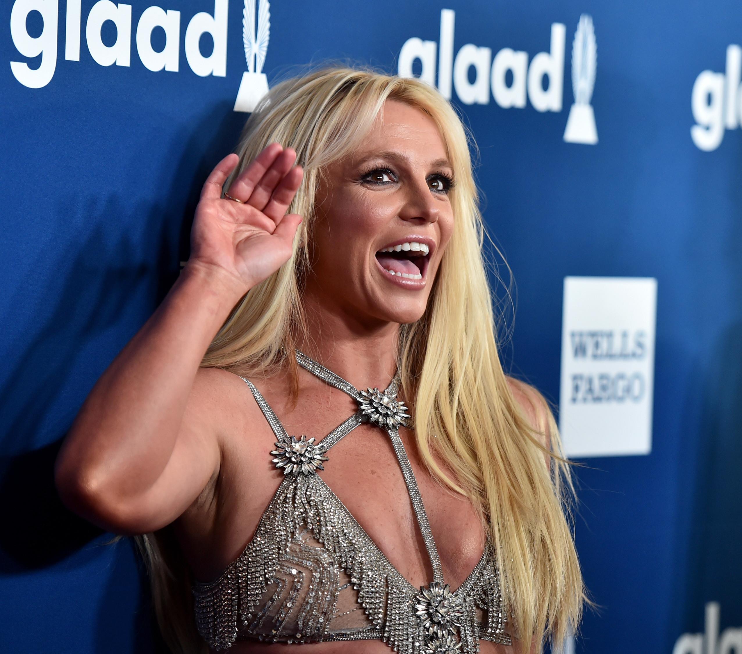 Britney Spears quer recuperar controlo sobre a sua fortuna