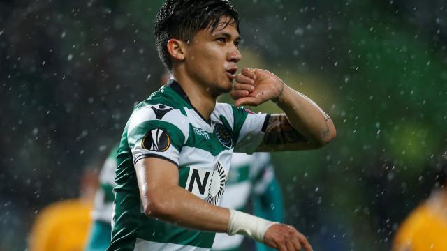 Oficial: Fredy Montero deixa Sporting