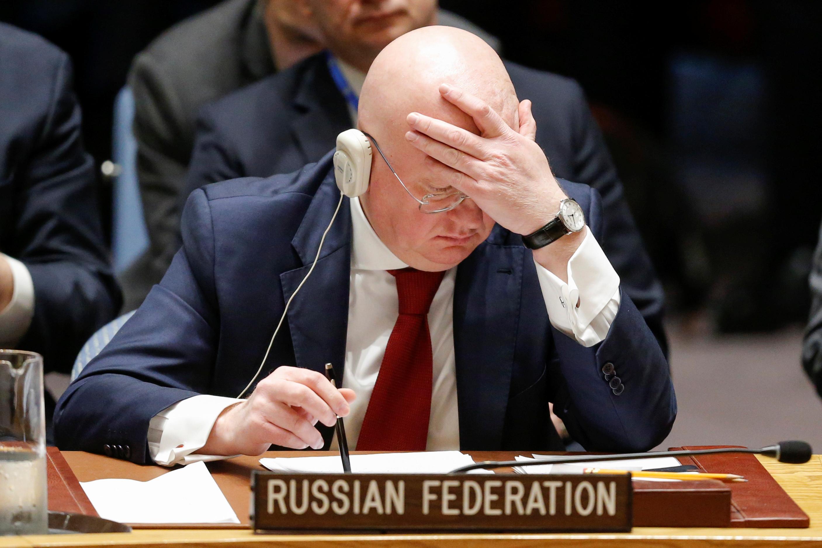 """Relações entre Moscovo e Washington """"praticamente inexistentes"""""""