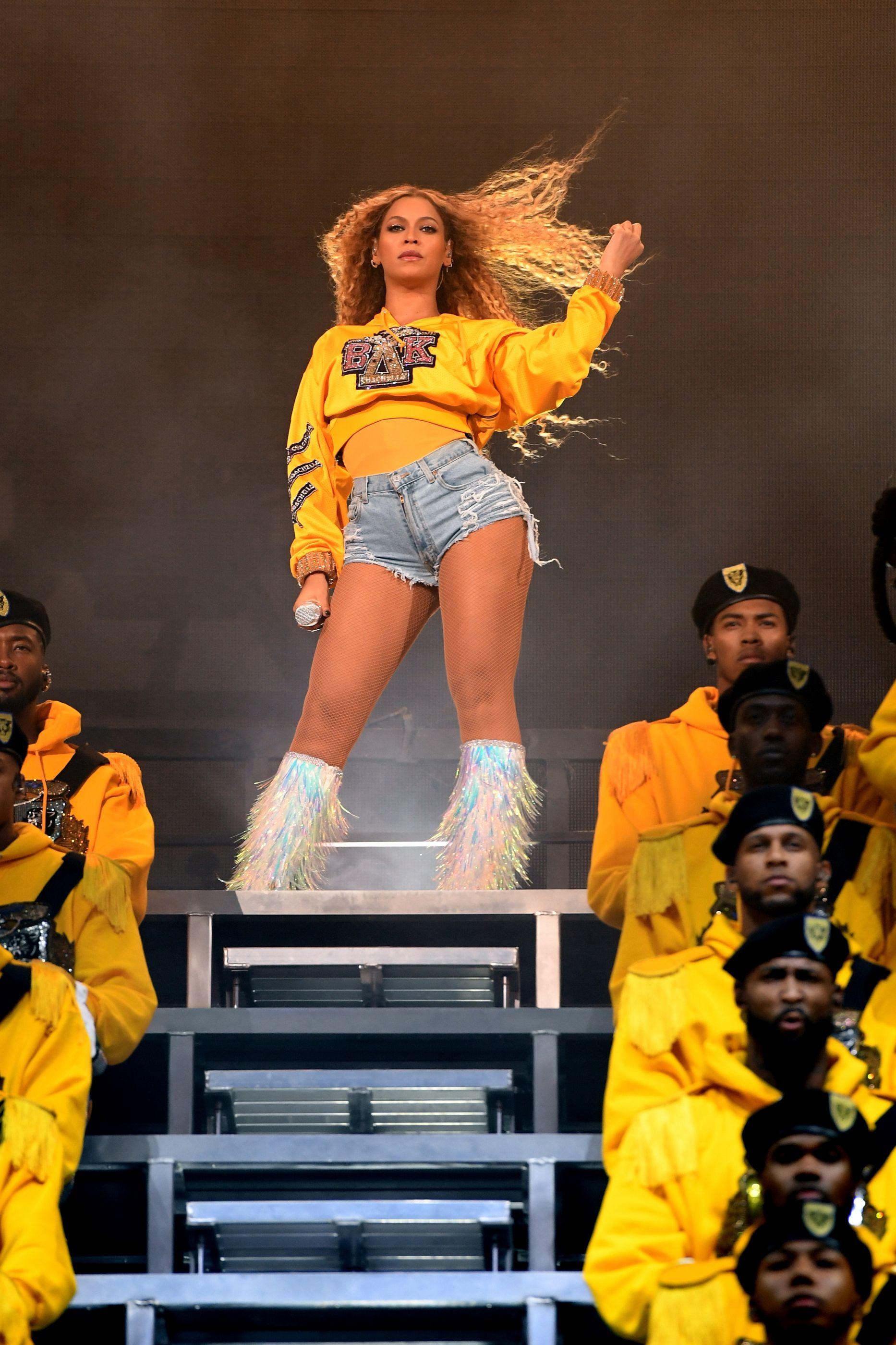 Já chegou à Netflix documentário sobre Beyoncé