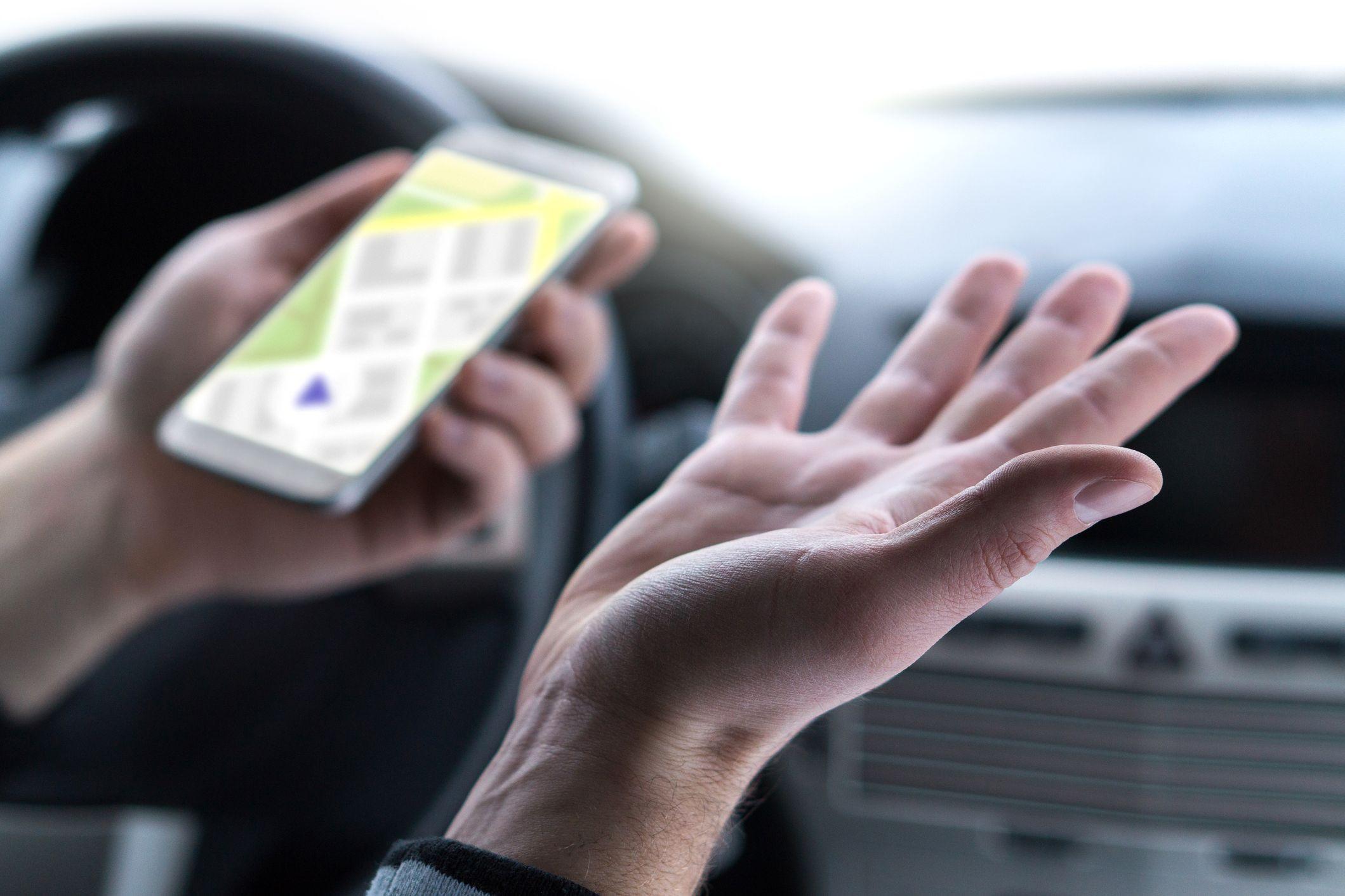 Localizadores GPS terão problemas no início de abril