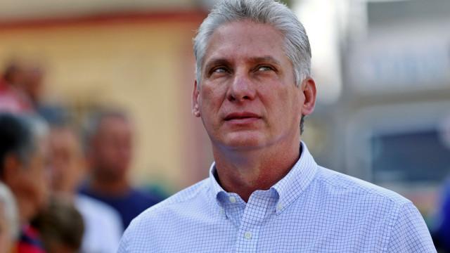 Cuba condena novas medidas contra o seu país anunciadas pelos EUA