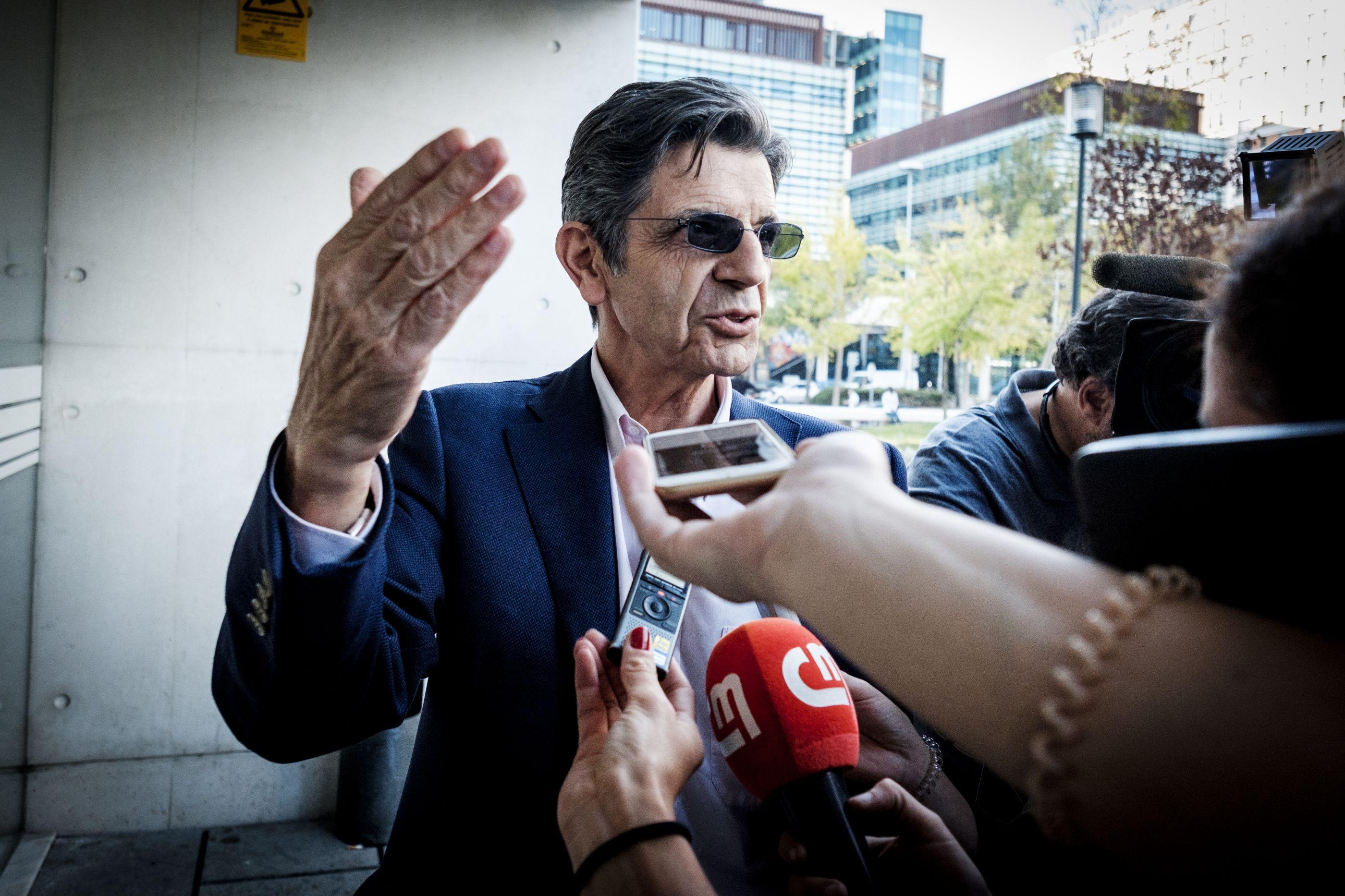 Processo contra Carrilho por agressão a Pedro Strecht declarado extinto