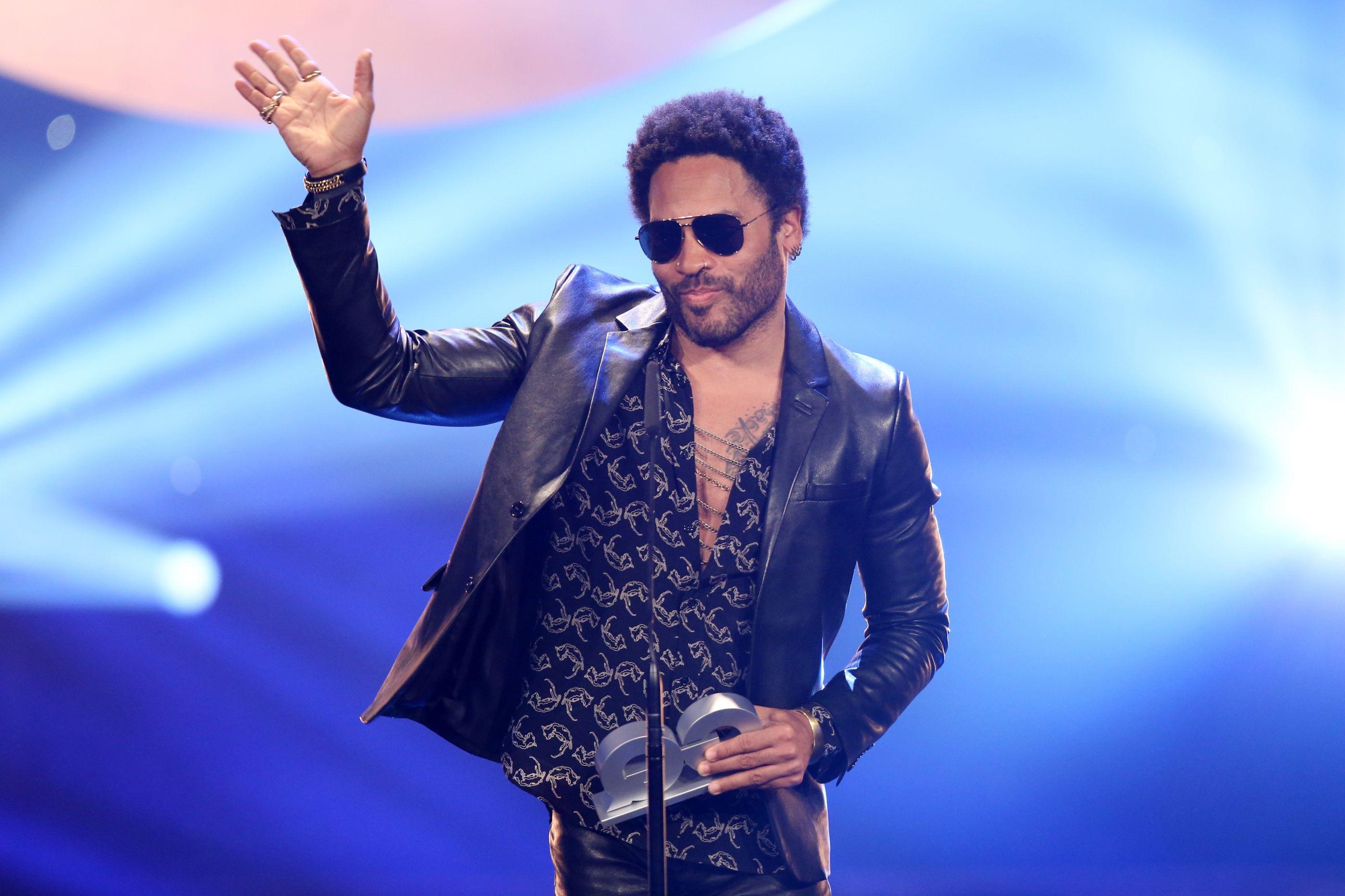 Lenny Kravitz explica por que está solteiro