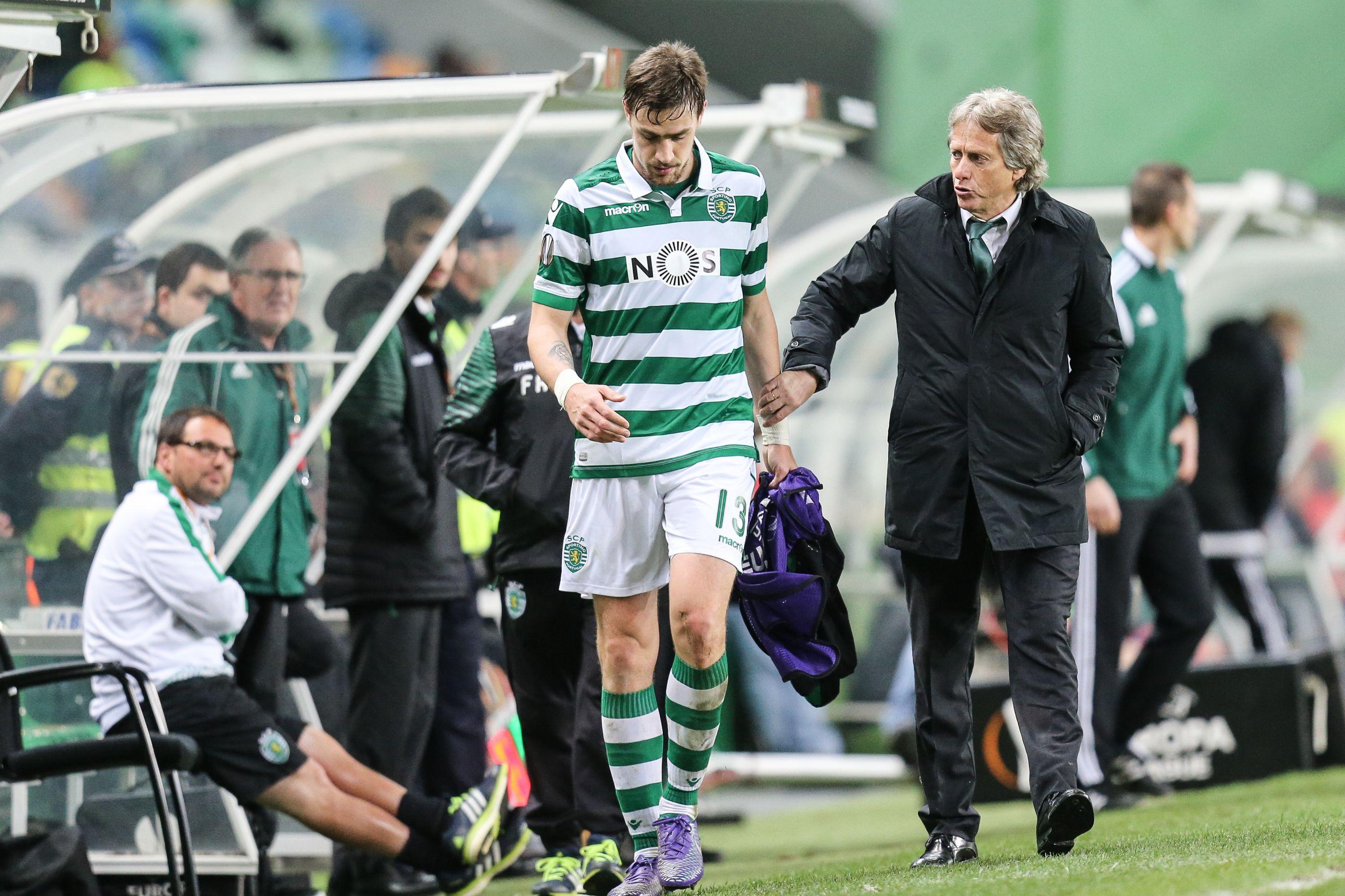"""""""Jorge Jesus merecia mais por tudo o que fez no Sporting"""""""